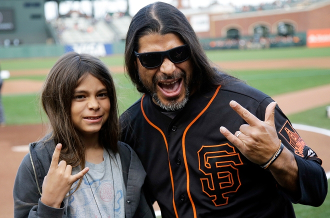 Metallica, Robert Trujillo, Tye Trujillo